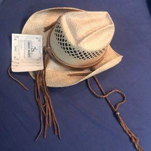 281c2b97b7a63 Shady Brady ladies straw hat